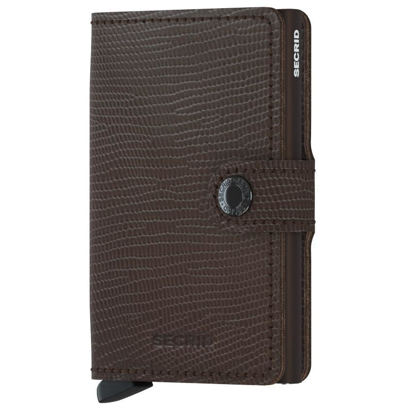 Secrid Miniwallet, Rango Brown & Brown