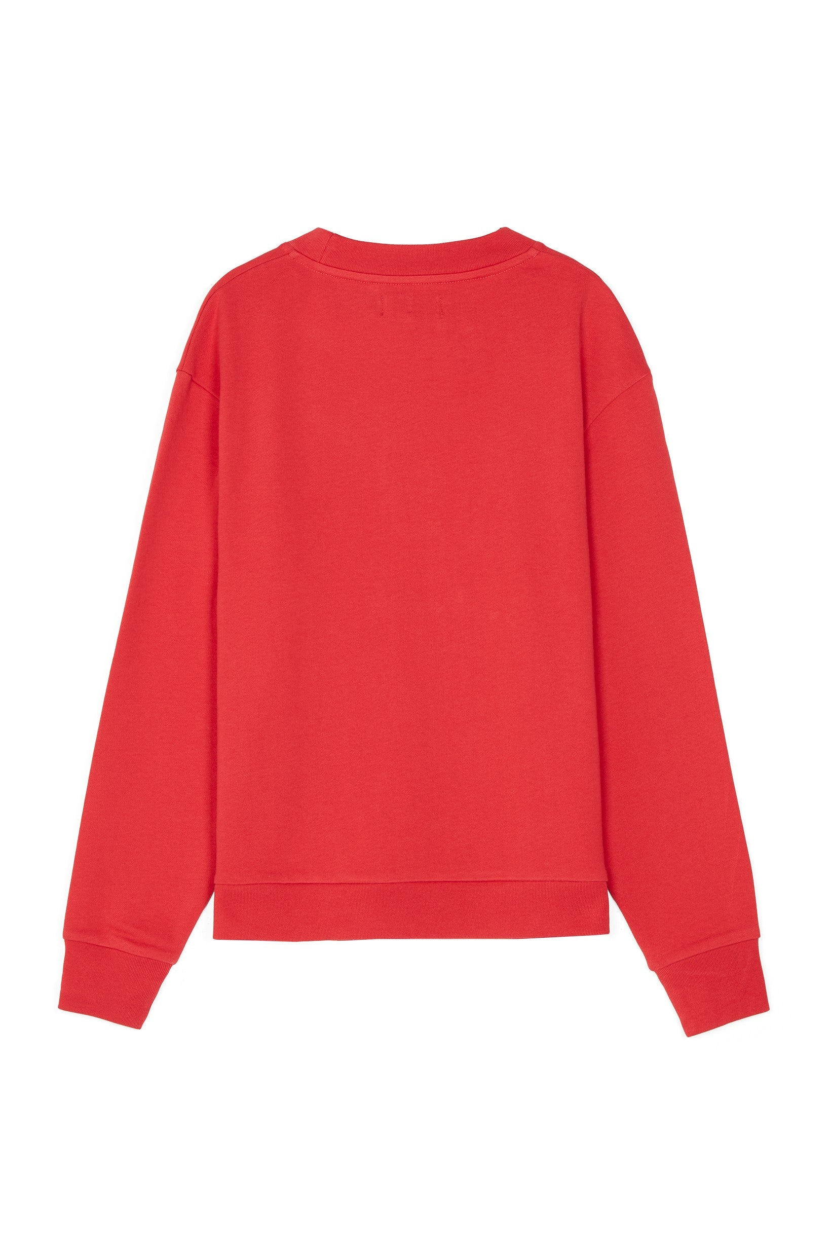 Fred Perry Sports Authentic Embroidered Sweatshirt Coral