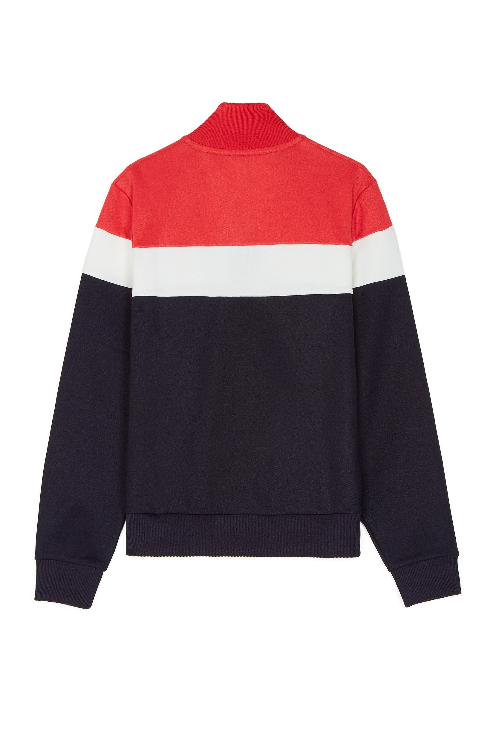 Fred Perry Sports Authentic Colour Block Track Jacket