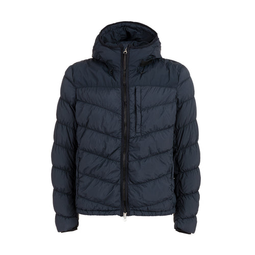 Woolrich Sundance Hooded Jacket, Navy