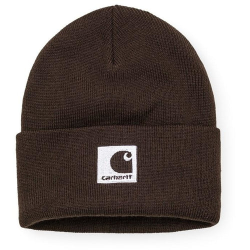 Carhartt WIP Lewiston Beanie Brown