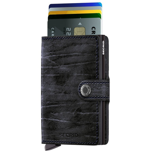 Secrid Miniwallet Dutch Martin, Night Blue