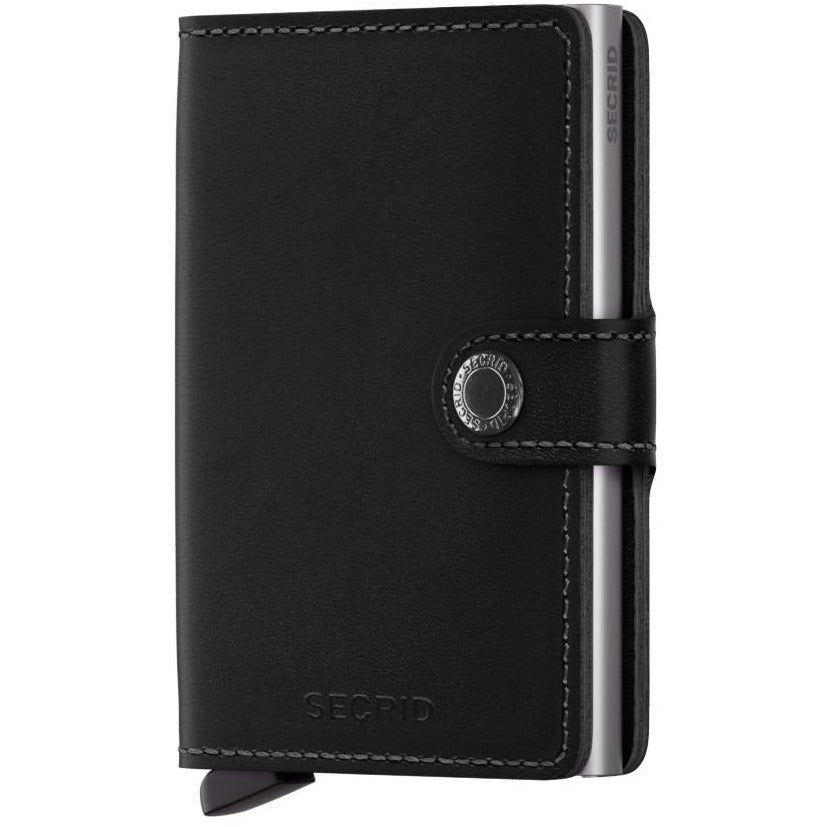 Secrid Miniwallet, Original Black