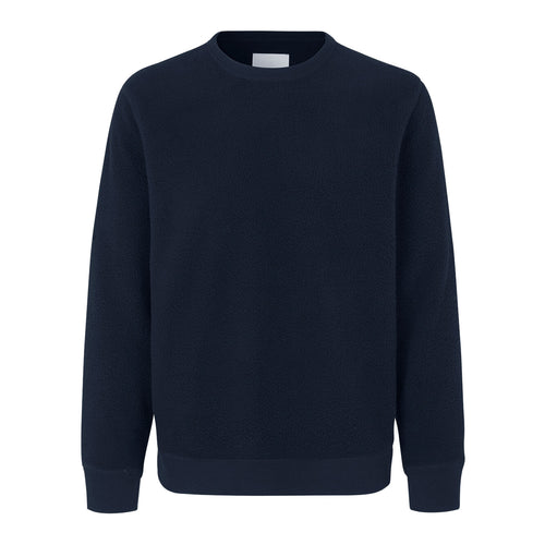 Samsoe Samsoe Anker Crew Neck 11205, Night Sky