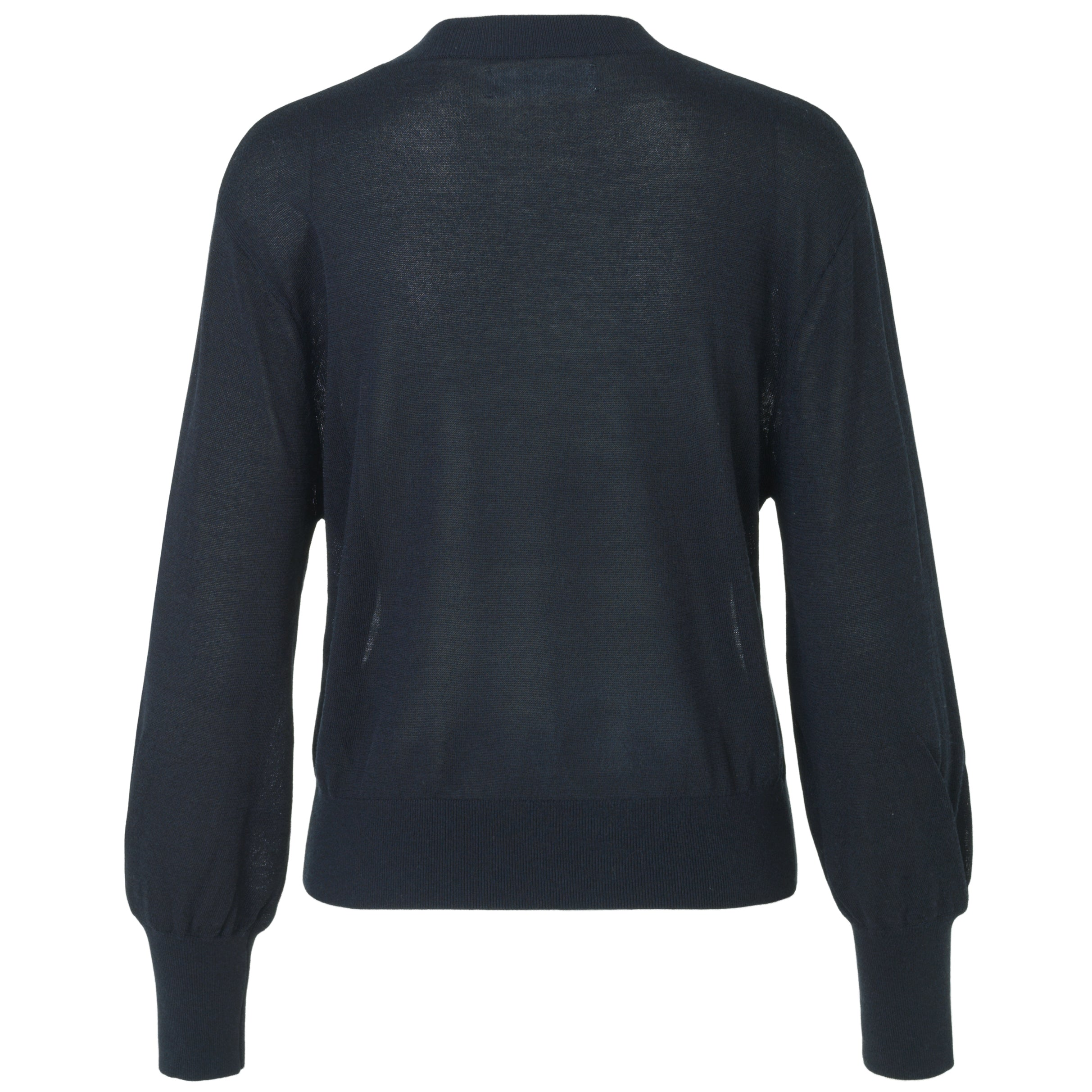 Samsoe Samsoe Dida Mock Neck 5812, Night Sky