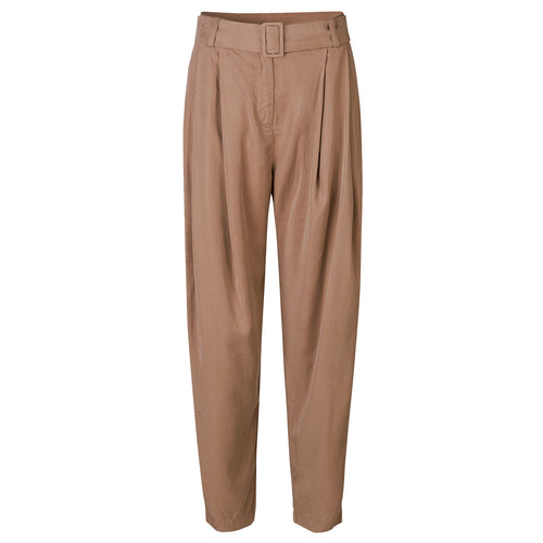 Samsoe Samsoe Aniko Pants 10794, Brown
