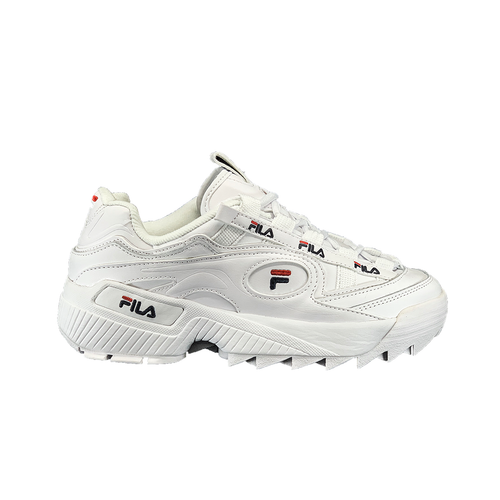 Fila D-Formation, White Navy Red