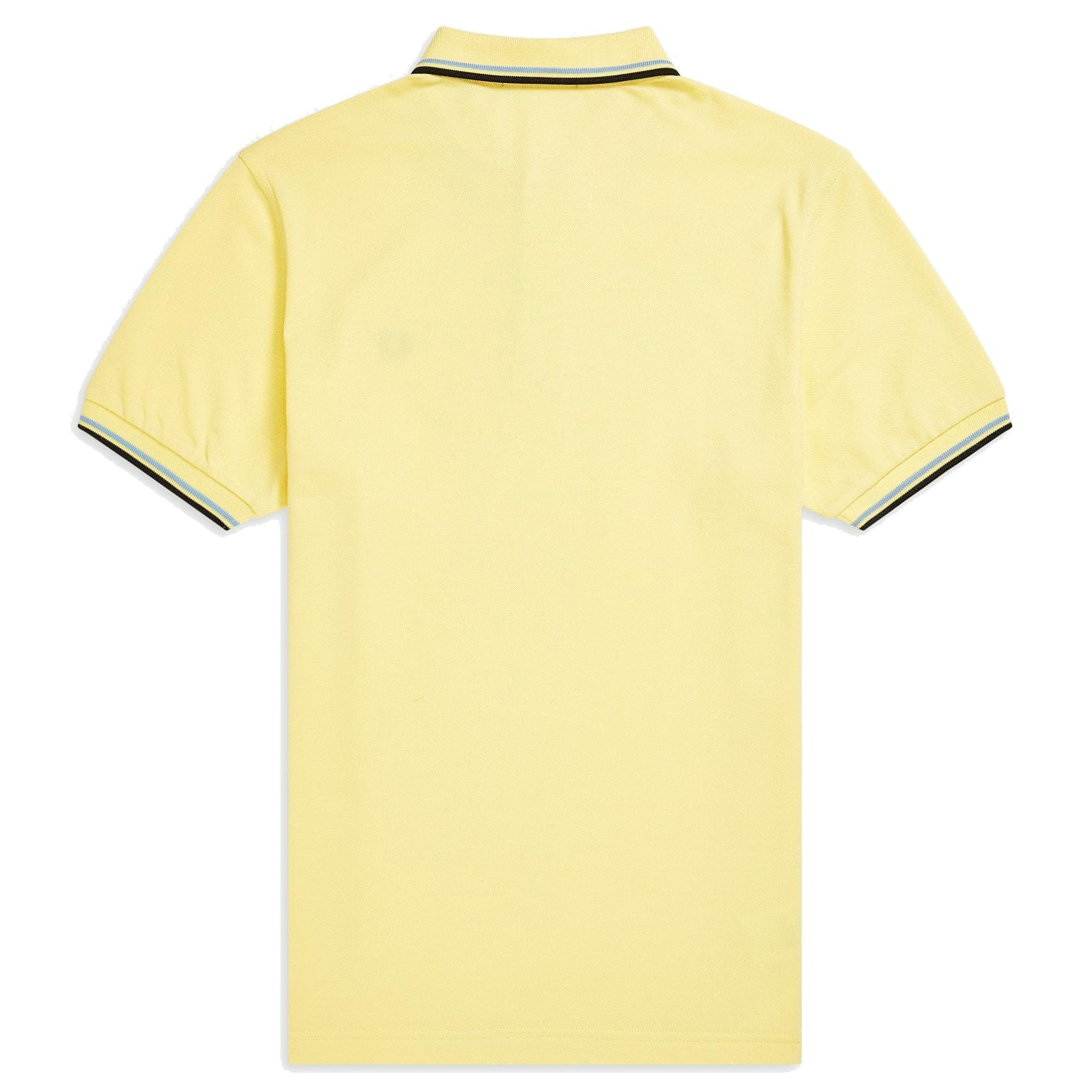 Neues Produkt eb02c 6bc07 Fred Perry Polo, Sommer Gelb