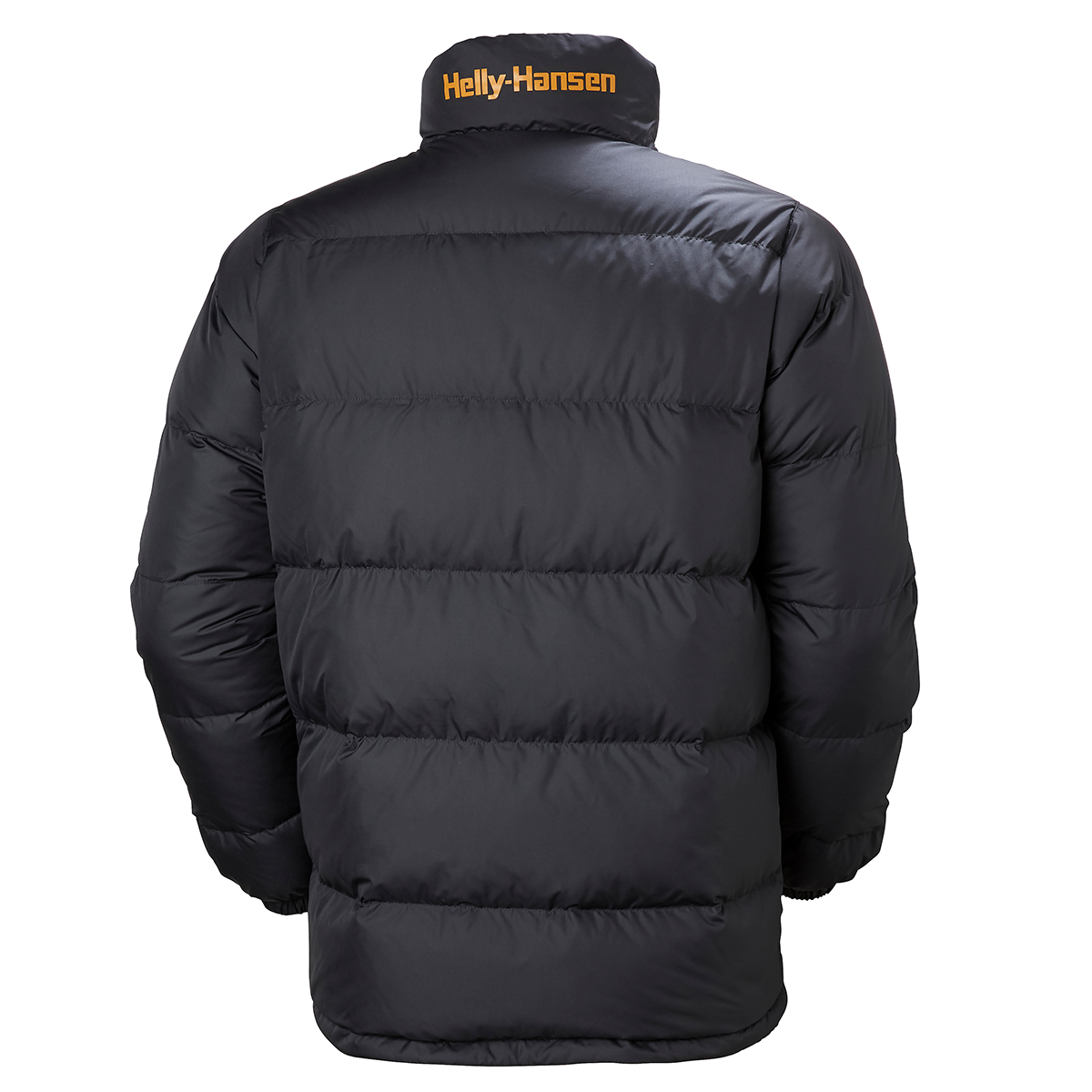 Helly Hansen Reversible Down Jacket, Orange & Navy