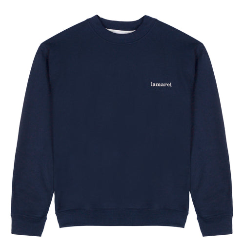 Lamarel Sweatshirt, Navy