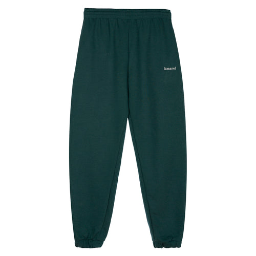 Lamarel Track Pants, Green