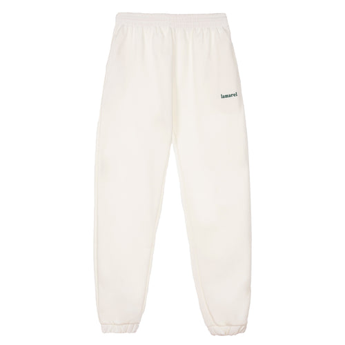 Lamarel Track Pants, Off White