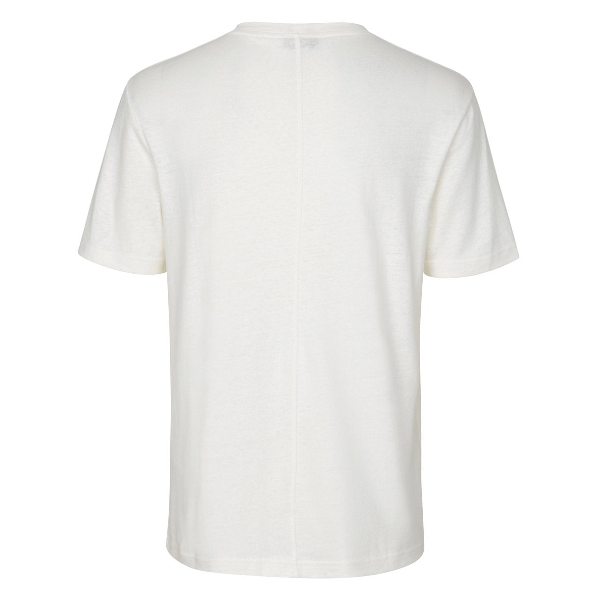 Samsoe Samsoe Ballum T-Shirt 10014, Clear Cream