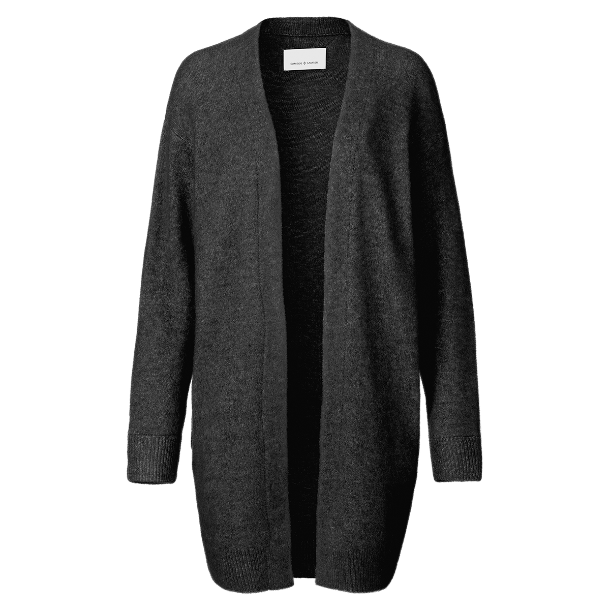 Samsoe Samsoe Nor Cardigan 7355, Black