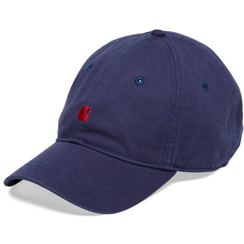 Carhartt WIP Madison Logo Cap Blue