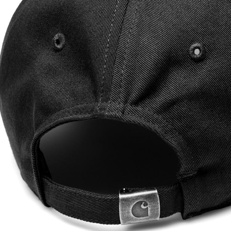 Carhartt WIP Major Cap Black - White