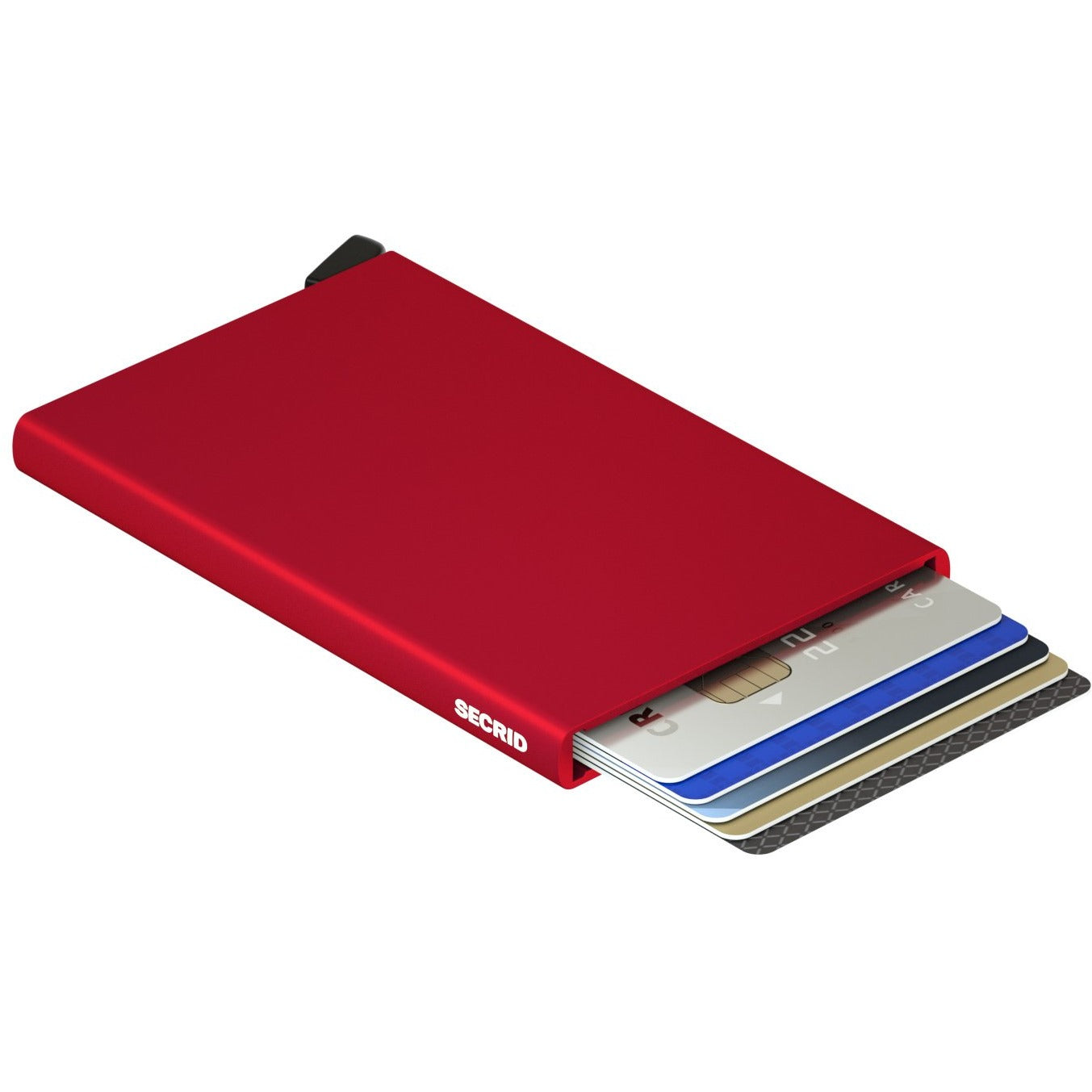 Secrid Cardprotector, Red