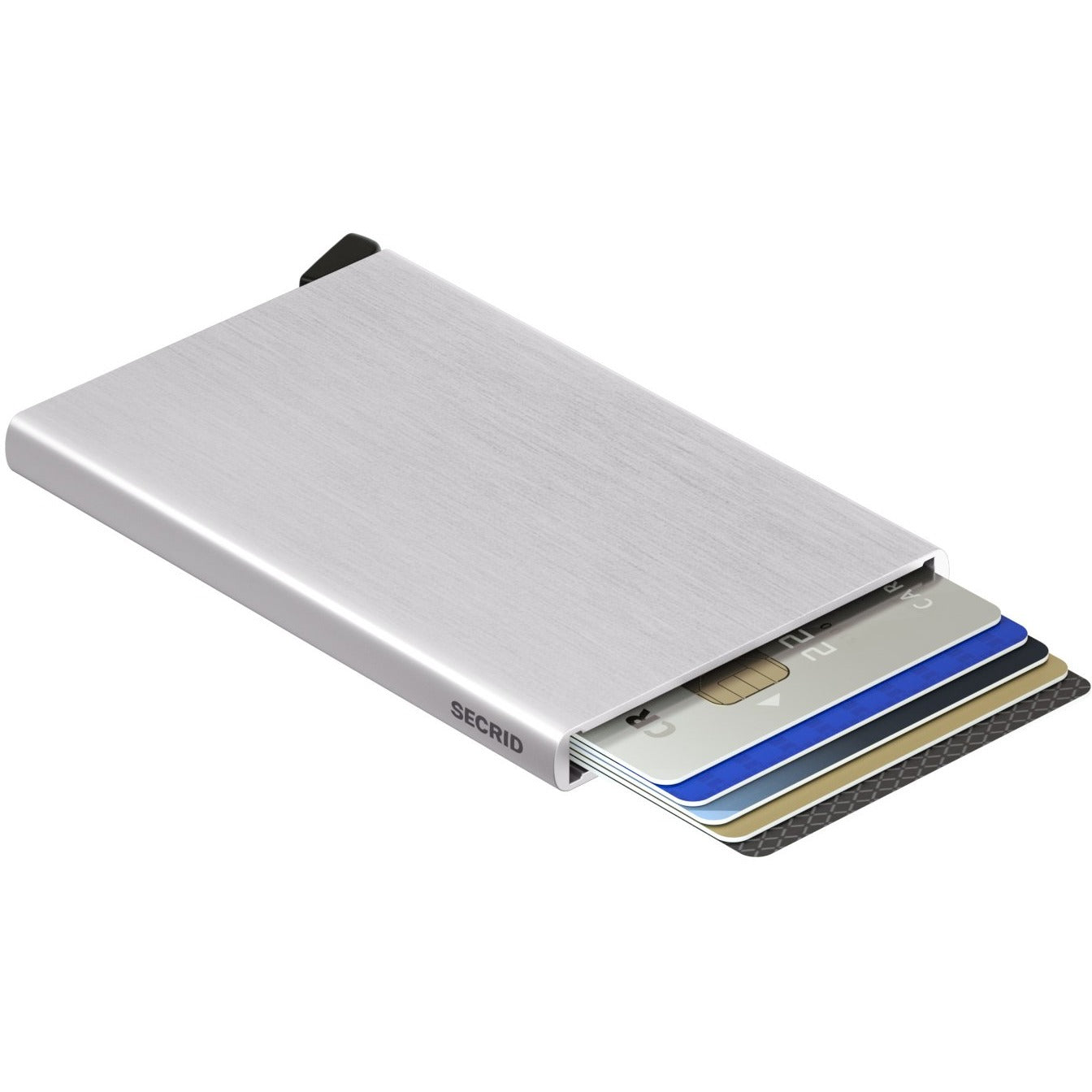Secrid Cardprotector, Silver Brushed
