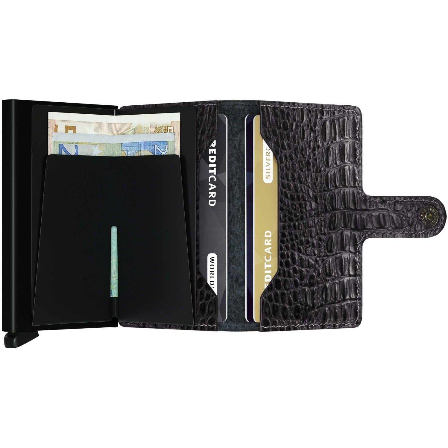 Secrid Miniwallet, Nile Black