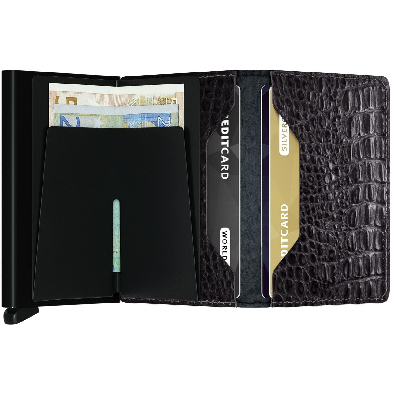Secrid Slimwallet, Nile Black
