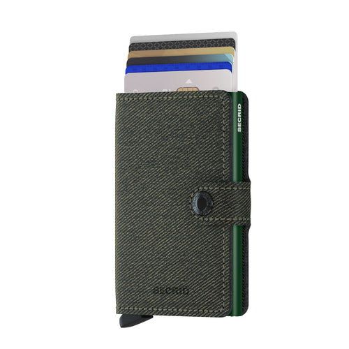 Secrid Miniwallet Twist Green