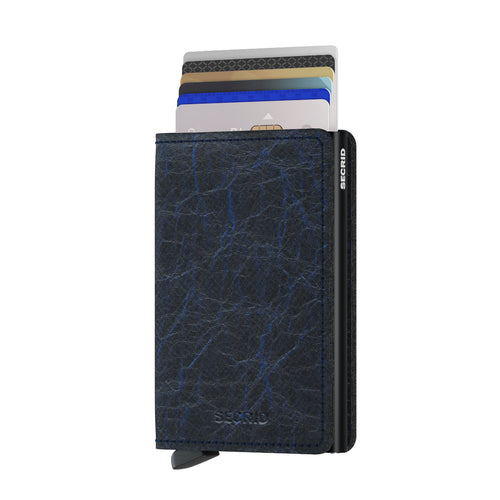 Secrid Slimwallet Crunch Blue
