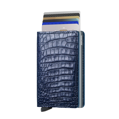 Secrid Slimwallet Nile Blue