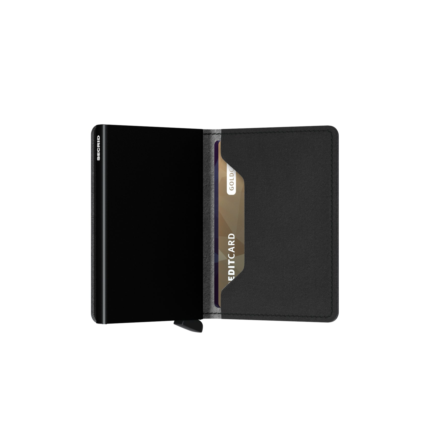 Secrid Slimwallet Yard Black