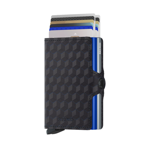 Secrid Twinwallet Optical Titanium-Blue