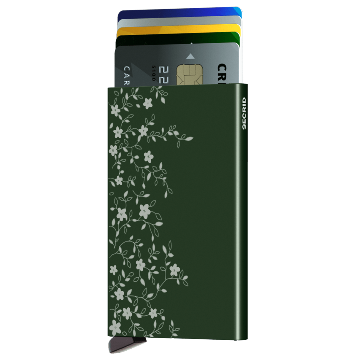 Secrid Cardprotector Laser, Provence Green