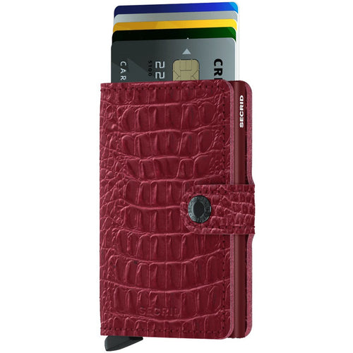 Secrid Miniwallet, Nile Ruby