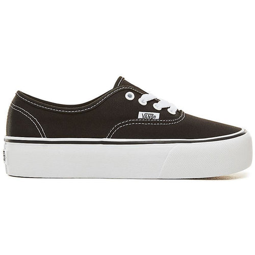 Vans UA Authentic Black Platform
