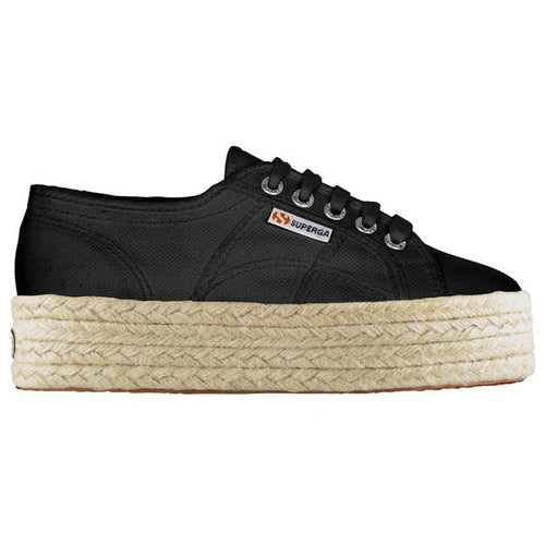 Superga Cotropew Black 2790