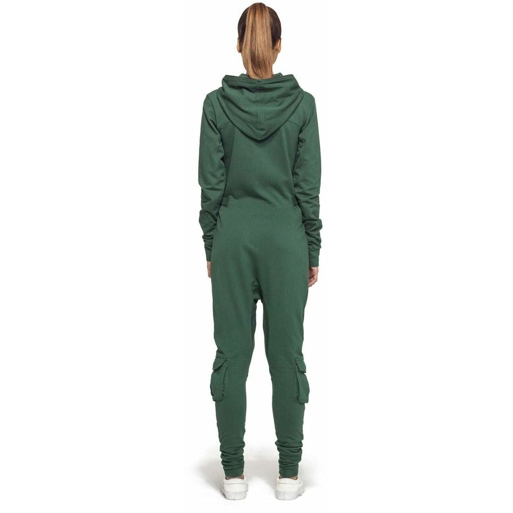 Onepiece Air Jumpsuit Jungle Green