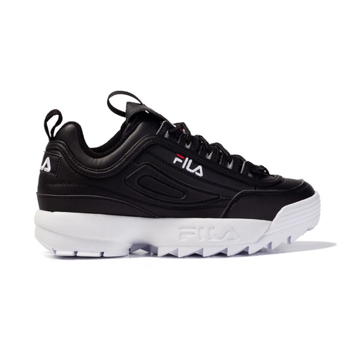 Fila Disruptor Low Black