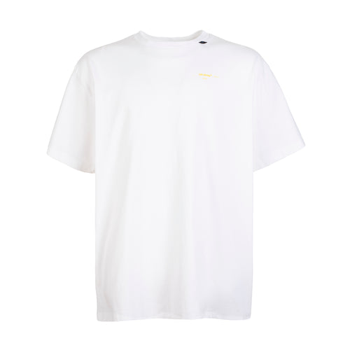 Off-White Acrylic Arrows S/S Over Tee White Yellow