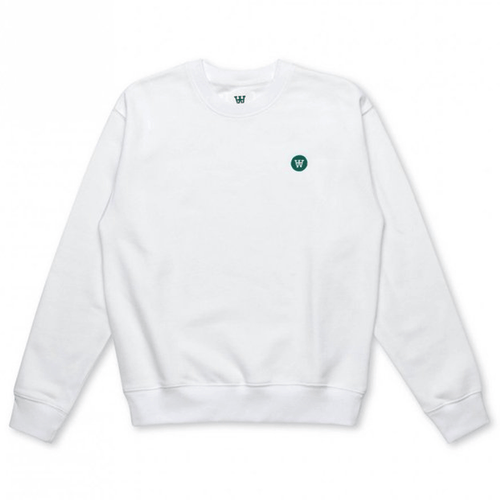 Wood Wood Jess Sweatshirt White