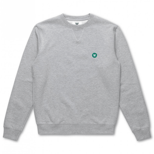 Wood Wood Tye Sweatshirt Grey