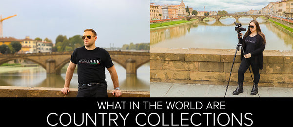 "What In The World Are ""Country Collections"" and Why Are They The Future Way To SHOP!?"