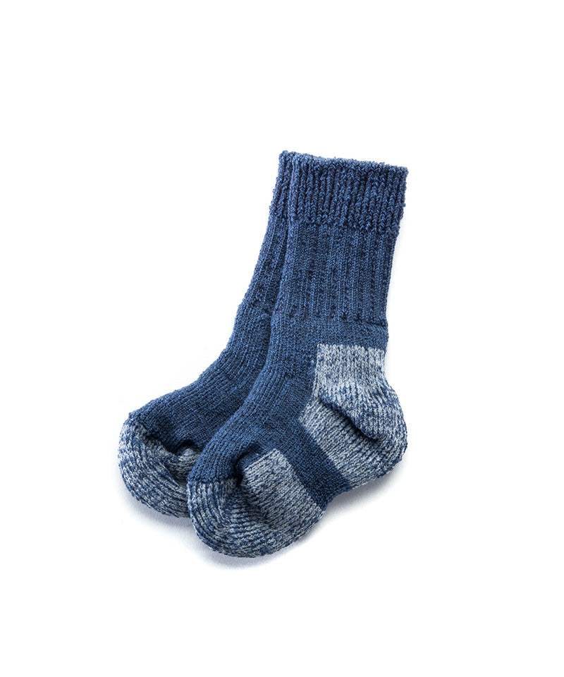 Blue Children Outdoor Socks