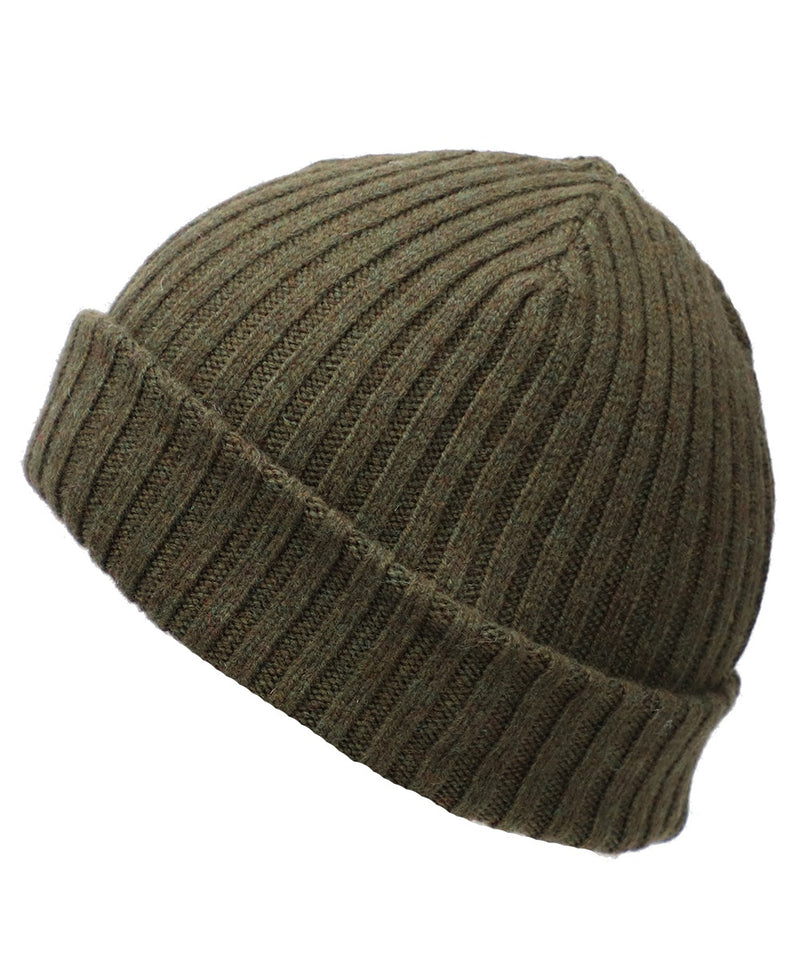 Best Winter Beanie in Army Green - World Chic