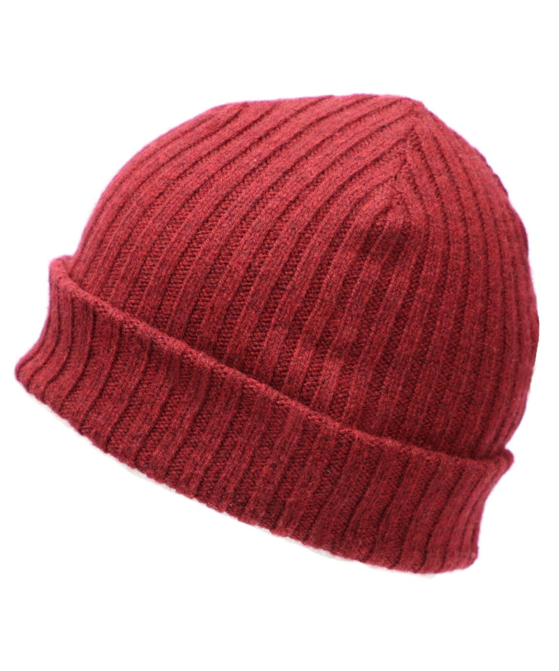 Best Winter Beanie in Rustic Red - World Chic