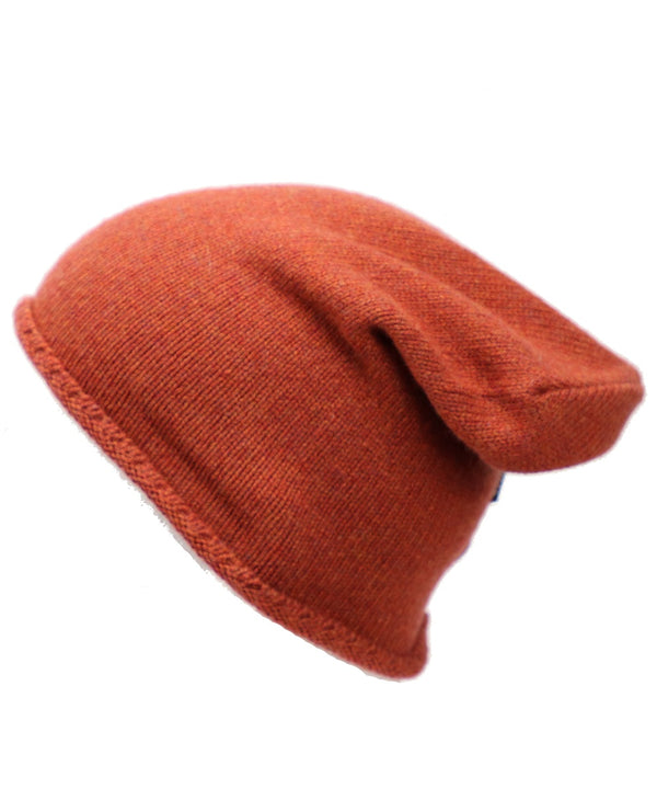 Best Winter Beanie in Rusty - World Chic