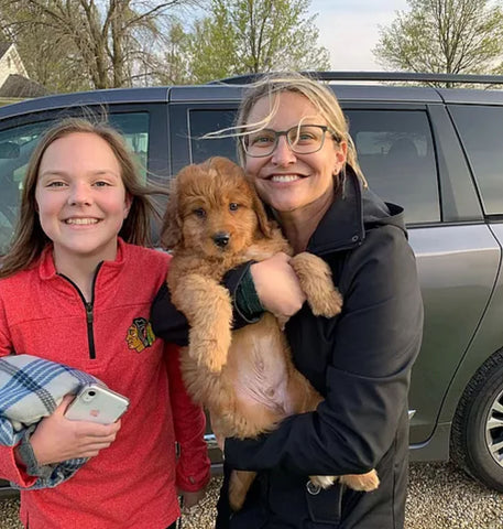 Our Family from Creekside Puppy Adoptions