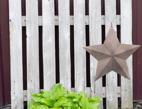 Fence design from Creekside Puppy Adoptions