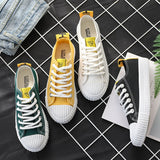 2018 comfy breathable outdoor footwear fashion students shoes Skateboard