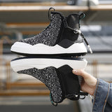 CAMTOO Shoes Women Fashion Vulcanized Shoes Chunky Sneakers Casual Shoes 2019 New Breathable Mesh Women Flat Walking Footwear