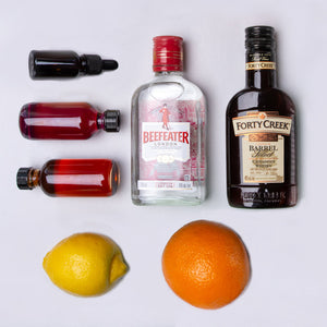 Lite Cocktail Kit + FREE Virtual Cocktail Class On Demand