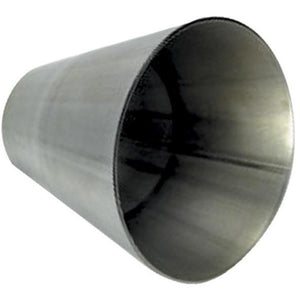 "BLACK WELD ON CONE 12"" x 6"""