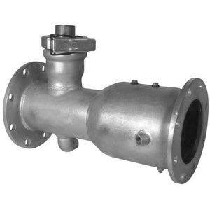 CHEMIGATION VALVE FLANGED